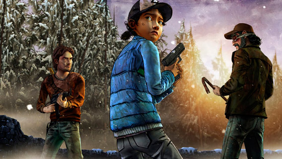 TheWalking-DeadTheGameотTelltale